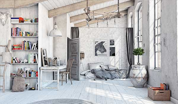 Give Your Sweet Home The Shabby Chic Look