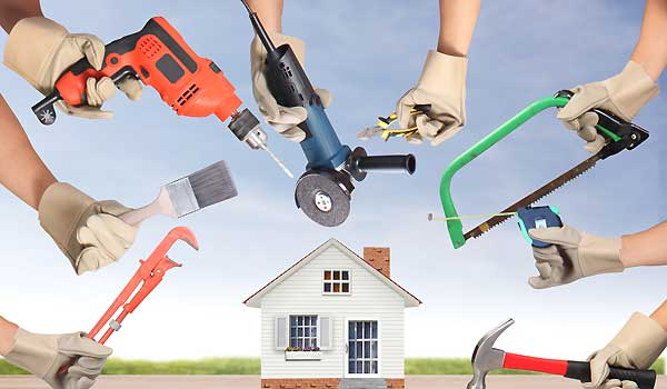 Affordable Ways To Do Home Improvement