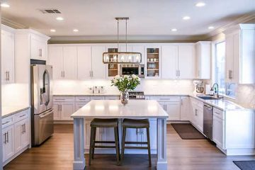 Kitchen Remodeling And Decorating - Give Your Kitchen A Fresh Look